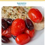 Pinterest image for Instant Pot Greek Chicken