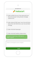 Instacart grocery delivery service reviewed for post-op WLS success! I've tried Shipt and Instacart and sharing my experience on both. I won't always use it, but will be grateful for it when I need to! #wlsliving #wlspostop #grocerydelivery #instacart #bariatriclife