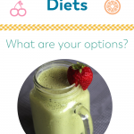 Pin Image for blog Bariatric Reset Diets: What are your options on bariatricfoodcoach.com