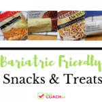Blog for bariatric friendly snacks and treats