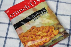 Crunch O's Barbecue Flavor protein snack for bariatric surgery patients endorsed by FoodCoachMe for sale on BariatricFoodSource