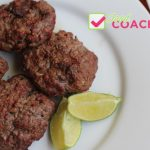 Chipotle peppers in adobe sauce with ground beef and lime grilled burger patties