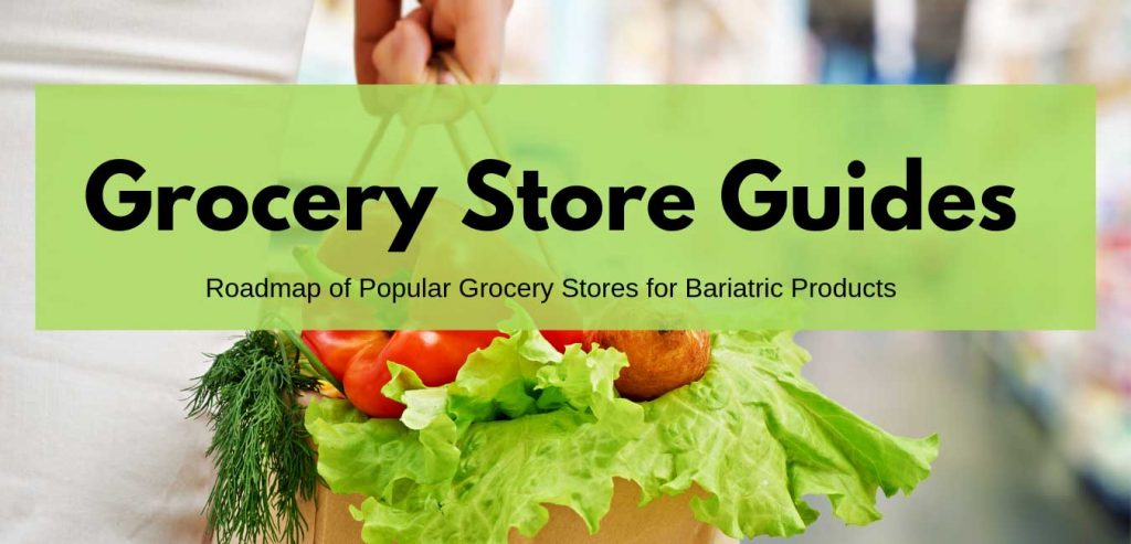 Costco Shopping guide for bariatric surgery patients. Products you can buy at Costco that are high in protein on the weight loss surgery eating plan