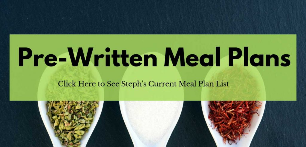 FoodCoachMe Bariatric Nutrition Website for post-weight loss surgery patients includes dietitian written meal plans for paying members to the website