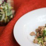 egg roll salad jar