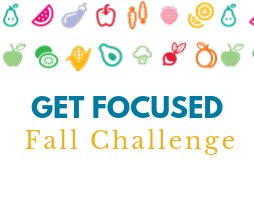 Get Focused Challenge for Weight Loss Surgery Patients needing to get back on track