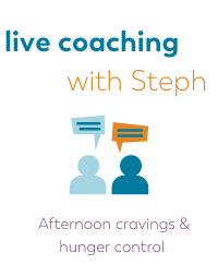 Bariatric Coaching Call recording with dietitian Steph Wagner
