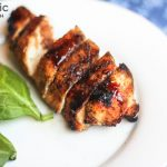 Grilled Balsamic Chicken on Bariatric Food Coach