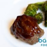 Sheet Pan Mini Meatloaf and Roasted Broccoli