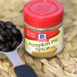 Pumpkin Pie Spice Coffee zero calorie bariatric friendly coffee
