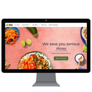 hello fresh website photo review on bariatric food coach