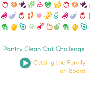 pantry clean out challenge getting the family on board bariatric food coach