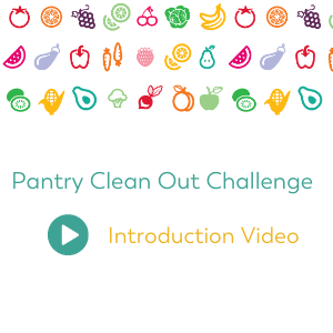 pantry clean out challenge on bariatric food coach