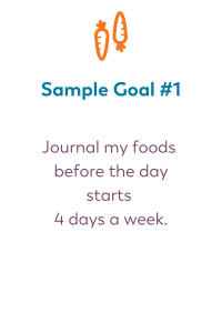 goal setting workshop images on bariatric food coach