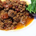 beefy barbecue chili bariatric food coach recipe