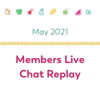 May 2021 Members Live Call Blog Recap Bariatric Food Coach