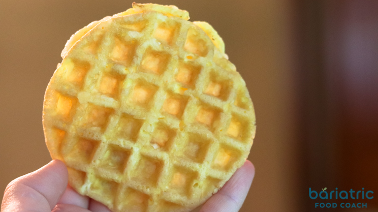 chaffles and weight loss surgery