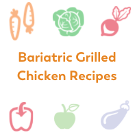 bariatric friendly grilled chicken recipes