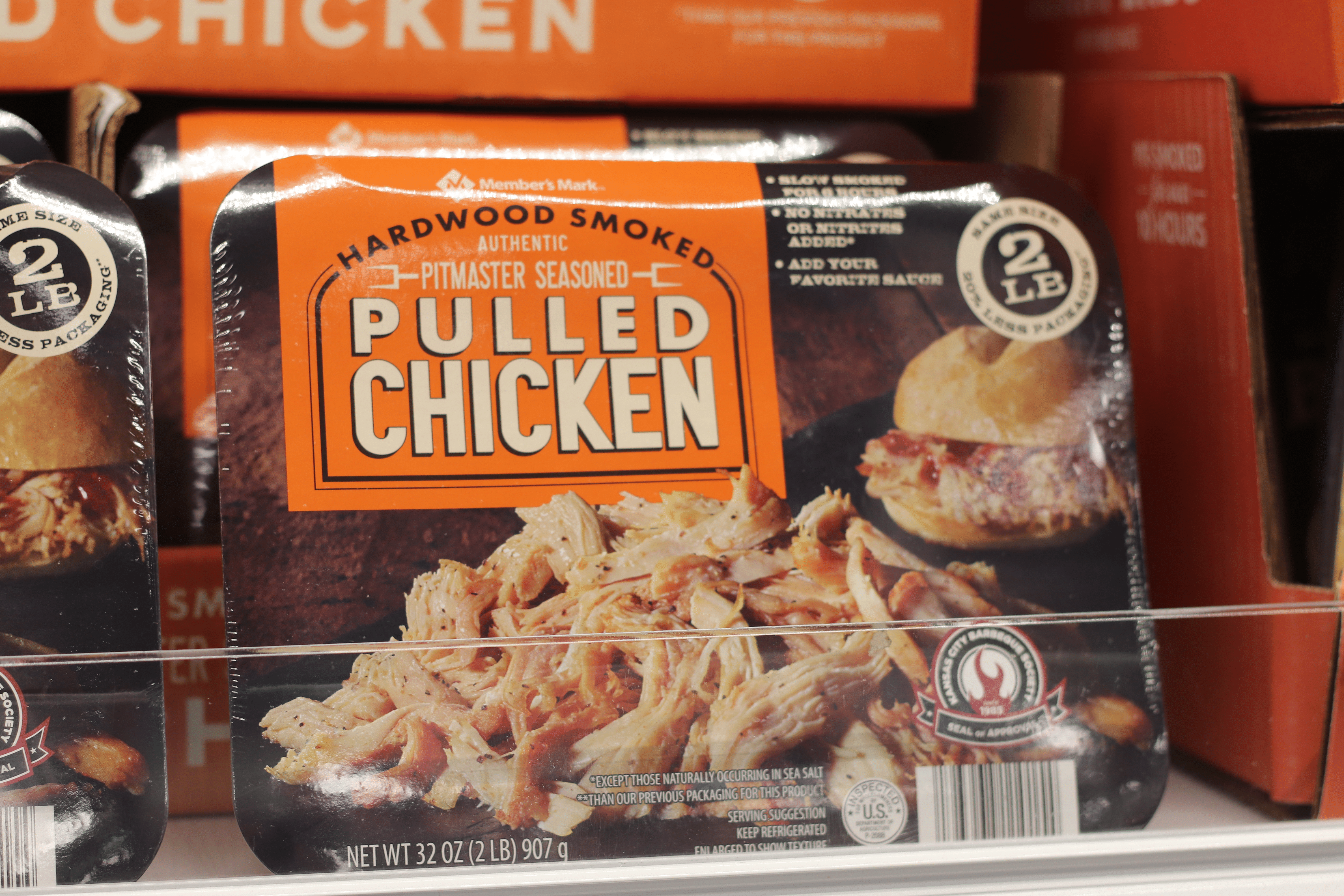 sams club shopping guide for bariatric patients pulled chicken